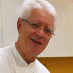 Hans Widmer, seit 1987, Aktuar und Homepage