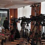 Technik Pressekonferenz