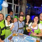 Karneval in Oberhausen - Oktoberfest der Sterkrader Raben - KG Zomkhosi