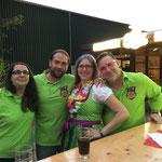 Karneval in Oberhausen - KG Zomkhosi