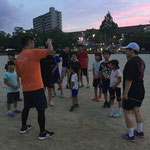 竹原先生の楽しいコアトレーニング