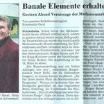 Mannheimer Morgen Nr. 56, März 2003