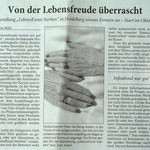 Rhein-Neckar-Zeitung Nr. 42, Februar 2008