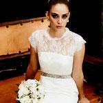 peinado de novia tiara cuernavaca