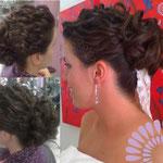 peinado de novia útlima tendencia