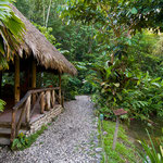 Esquinas Rainforest Lodge in Piedras Blanca National Park by Volker Abt