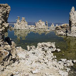 Mono Lake, California by Volker Abt