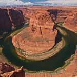 Horse Shoe Bend, Arizona by Volker Abt