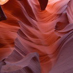 Antelope Canyon, Arizona by Volker Abt