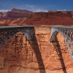 Navajo Bridge, Arizona by Volker Abt