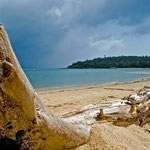 Cahweng Noi Beach, Koh Samui by Volker Abt