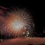 Feuerwerk über den Niagaras