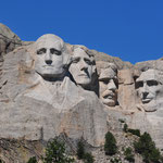 Mt. Rushmore, South Dakota by Volker Abt