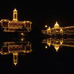 Regierungssitz in Delhi by Volker Abt