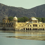 Palast bei Jaipur by Volker Abt