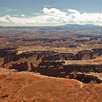 Canyonlands N. P., Utah by Volker Abt