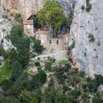 Hermit Monastery near La Grotte de Niaux