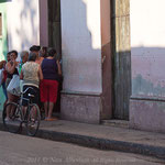 Morning Rations - Milk, Trinidad de Cuba