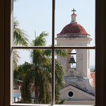 View from our Window at Grand Hotel Trinidad, Trinidad de Cuba