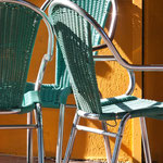 The Aqua Chairs