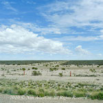 From Bariloche to Trelew - Desert Crossing Under Blue Sky