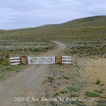 From Bariloche to Trelew - Desert Crossing - Landmark Gate