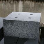 Granit hellgrau