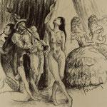 Die Geburt der Venus - 50x65cm