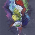 Farbenspiel - 20x30cm