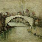 Stari Most - 50x65cm