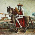 Don Quichote - 50x65cm