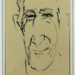"""Detail aus """"Homerisches Gelächter"""" - 25x30cm"""