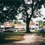 Der Town Square von Mc Donough ...