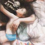 Holy 02 I 2009 I Öl auf Leinwand I 115x89 cm
