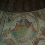 églises a Fresques ici Saint Jacques des Guérets parmi une vingtaine d'autre églises