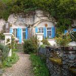 Habitations troglodytique Vallée du loir