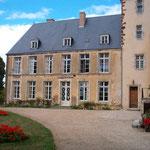 Château des Radrets Sargé sur Braye sur le circuit du Roussard