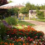 L'été dans le jardin