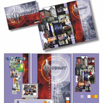 2003 | макет и печать лифлета