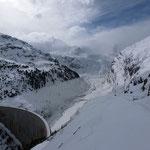 Zervreilasee Vals Schweiz Graubünden