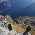 Gipfelrast Graubünden Schweiz