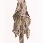 Celles que l'on ne montre pas III - juil14 - huile sur toile, 70 x 100 cm