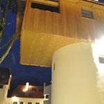 Turmwohnung - etwas wie ein Baumhaus