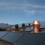 Photovoltaikanlage Mehrzweckhalle