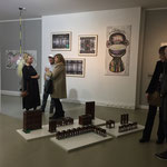 Vernissage ALPHAPAINTING Straszewski - Weitenberg - EL EGO, Impression, Wiesbaden, CS