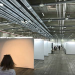 KÖLNER LISTE 2018 - Aufbau und Impressionen14, Stand G30, RubrechtContemporary, Wiesbaden