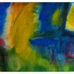 Samiland /Norw. Aquarell 40x60 cm