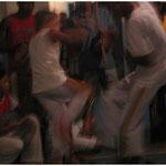 Brasilien, Capoeirakämpfer