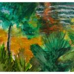Brasilien Pastell 25x35 cm