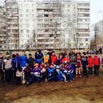 Городской зимний турнир по футболу среди мальчиков 2002-2003 г.р. (участники).